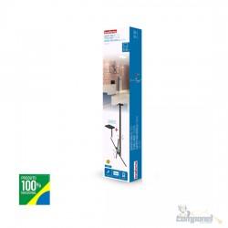 "Suporte de teto para TV LED, LCD, Plasma, 3D e Smart TV de 10"" a 55"" – Brasforma - SBRP 150 - Branco"